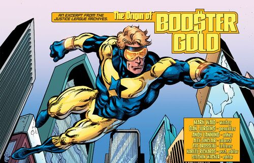 Origines de Booster Gold