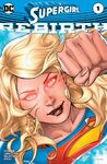 Supergirl: Rebirth Vol 1 1