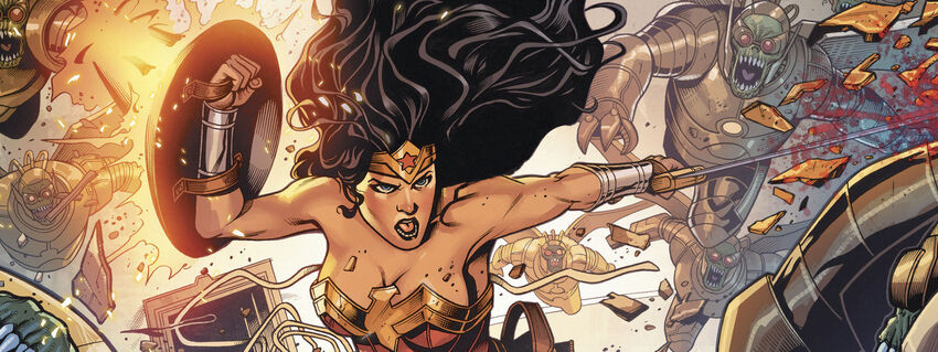 Wonder Woman Cover (NT)