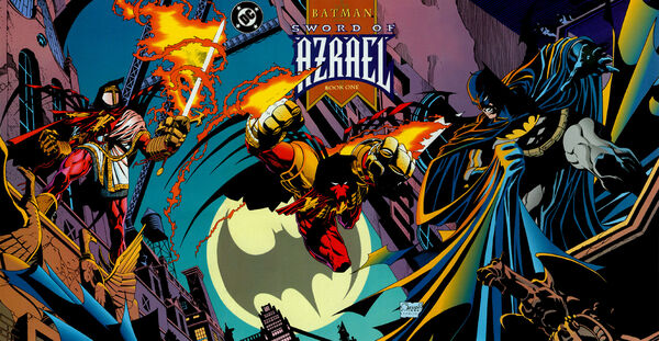 Batman - Sword of Azrael