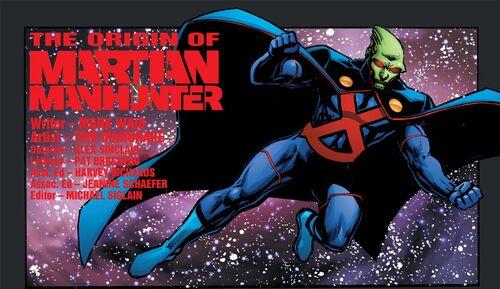 Origines de Martian Manhunter