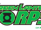 Green Lantern Corps: La Serie