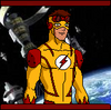 Wally West (Dimensión: RD9720)