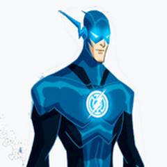 Seugnda arte conceptual como Flash.