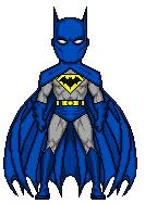 Batman Speeding Bullets
