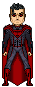 Justice league 3000 superman by mandrakz