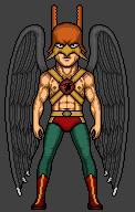 Hawkman (Legends of SH 1979) by Stuart1001
