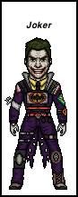 DC Comic Fan Art Joker 1