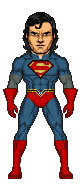 Superman 1998 distant fires by raad 2014