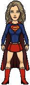 Supergirl by riddickdj-datyghi