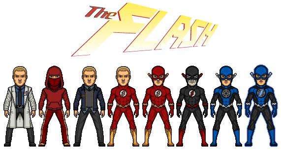 The flash ii barry allen by dudebrah-d78v1ie