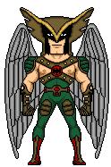Hawkman Hro Talak (JL)