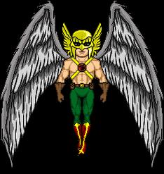 Selficide Hawkman 001a