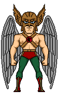 Hawkman Joseph Gardner (JLU)