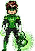 GreenLantern HalJordan RichB