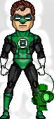 Ctbp green lantern actionfigure