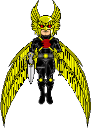Hawkman Self-002
