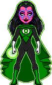 GreenLantern PrincessIolande RichB