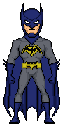 Batman unlimited BATMAN2 animal instincts by stuart1001