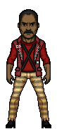 Ghetto Man (Legends of SH 1979) by Stuart1001