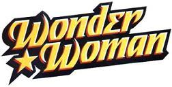 Wonder Woman 3 Logo