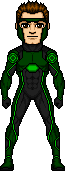 Geo-Force (Brion Markov) (Young Justice Outsiders) by BOOSTERGOLDENFAN2001