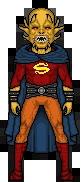Superm Demon by treforable