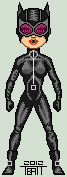 Micro catwoman hush by everydaybattman-d4xzvn7