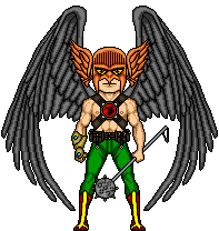 Hawkman by duploball