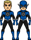 Flash (Barry Allen) (Blue Lantern Corps)