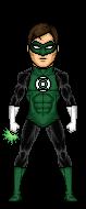MJ GreenLantern(HalJordan) 1