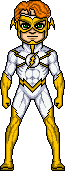 Flash (Wally West) (Sixth Dimension) by BOOSTERGOLDENFAN2001