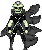 Martian Manhunter Black Lantern 2