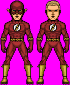 Flash barry allen update by abelmicros-d5n8og0