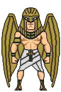 Hawkman Katar Hol (JLU)