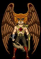 New52 The Savage Hawkman