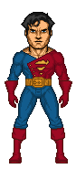 Superman 1996 metropolis by raad 2014