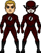 Negative-Flash (Barry Allen)