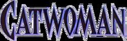 Catwoman 3 logo
