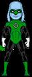Green Lantern of Sector 3123