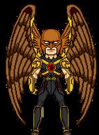Hawkman YJ