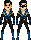 Nightwing (Dick Grayson) (First Costume)