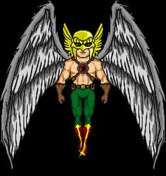 Selficide Hawkman 001b