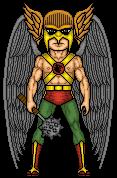 Hawkman Dfist