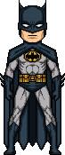 Batman Original Suit by BAILEY2088