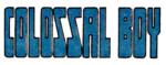 Colossal boy logo