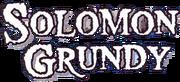 Solomon Grundy Logo