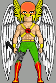 Hawkman micro