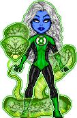 GreenLantern Droxelle RichB