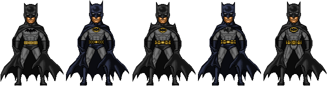 ABEL BatmanVarious1101